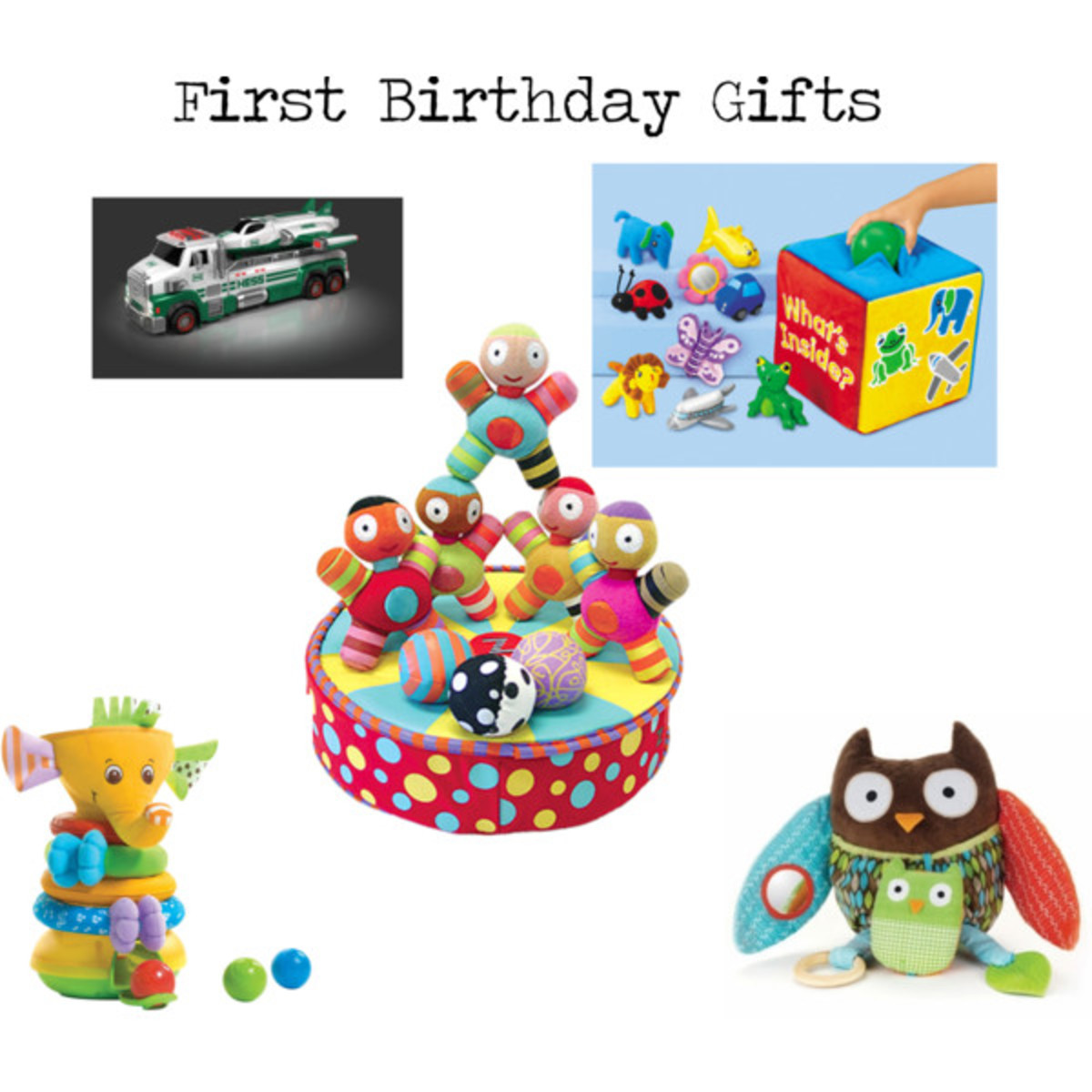 first birthday gifts