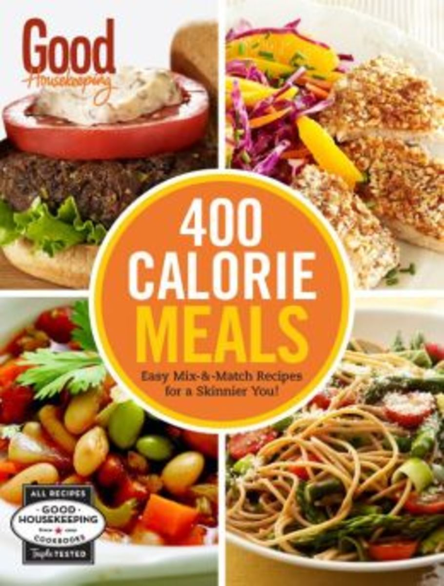 Good Housekeeping 400 Calorie Meals: Easy Mix-and-Match Recipes for a Skinnier You