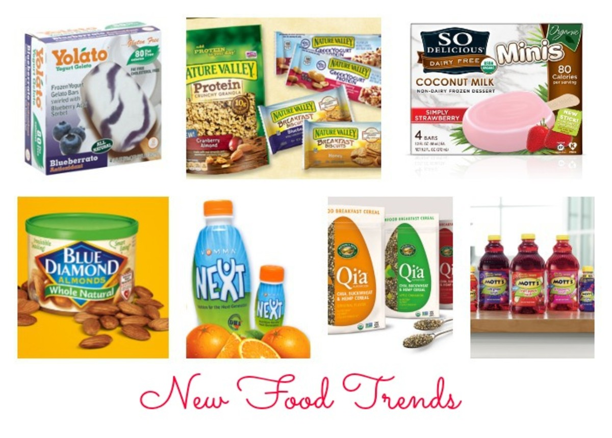New Food Trends