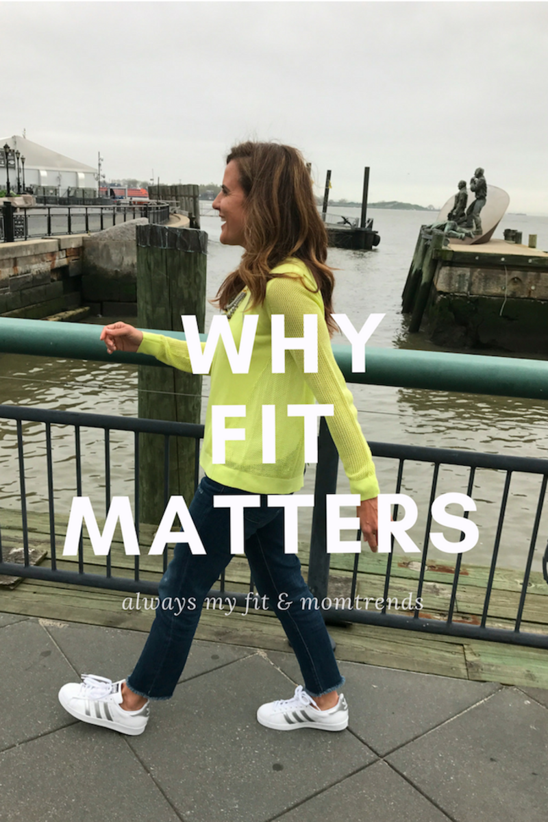 Why Fit Matters