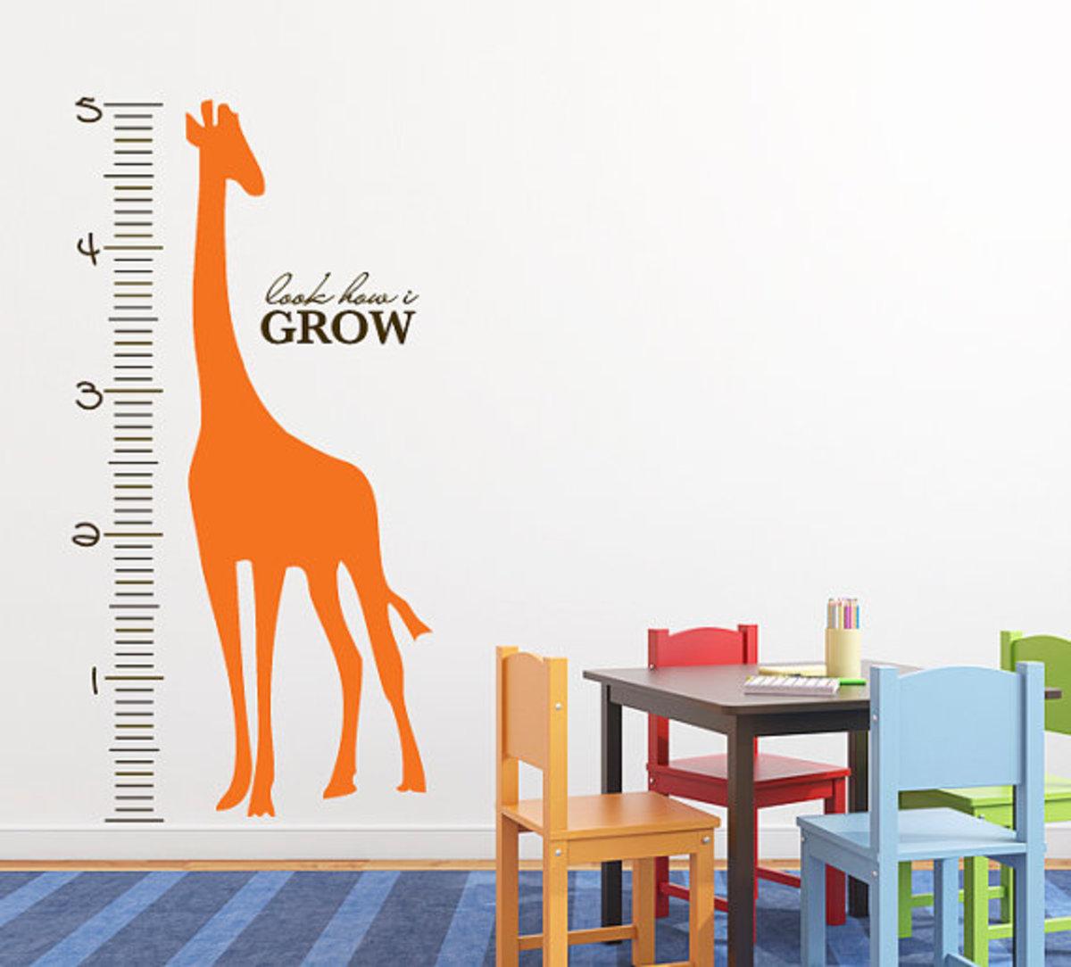 modern growth charts