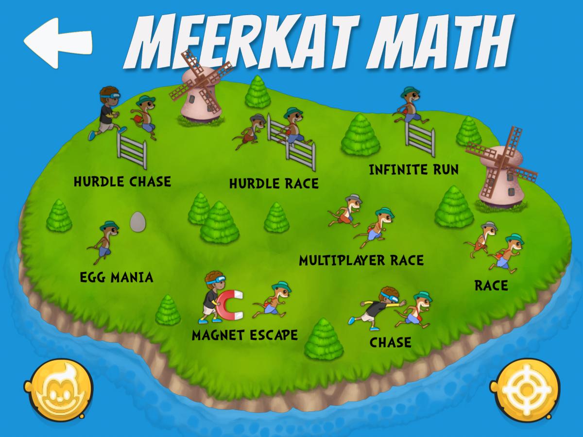 Meerkat Math app