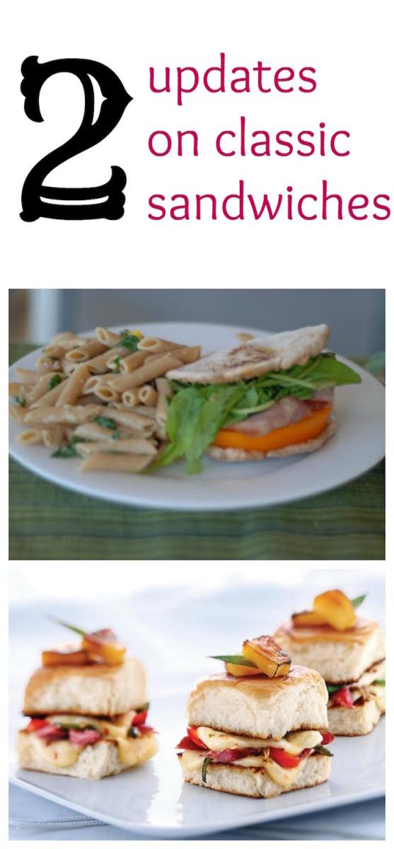 classic sandwiches