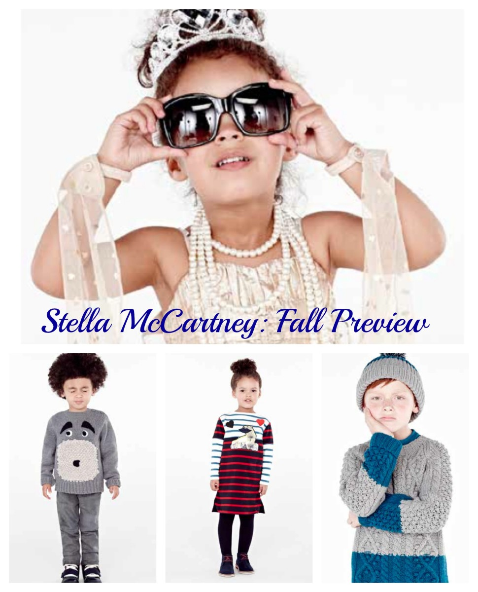 stella mccartney fall preview