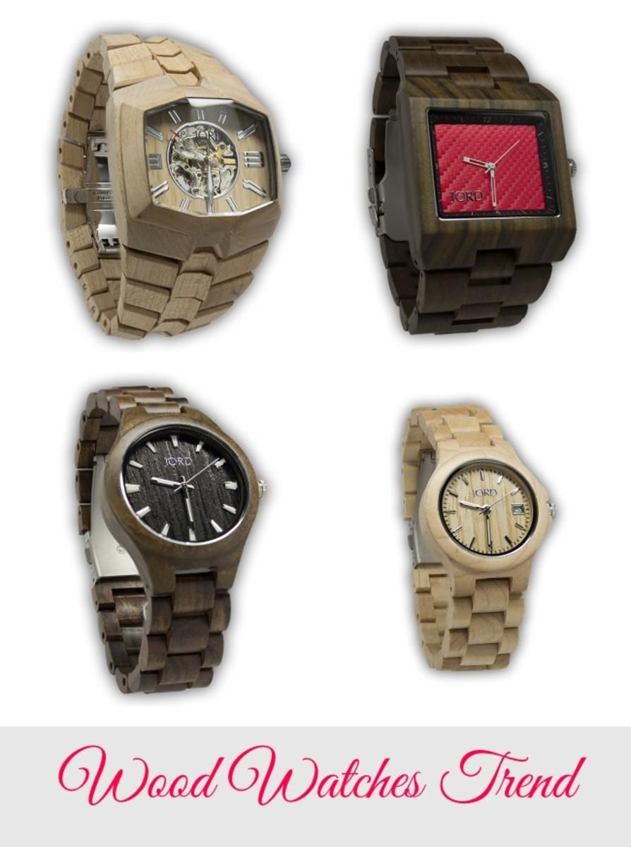 Trendy Wood Watches For Moms Momtrendsmomtrends
