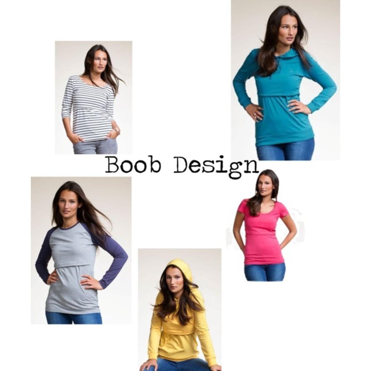 boob design