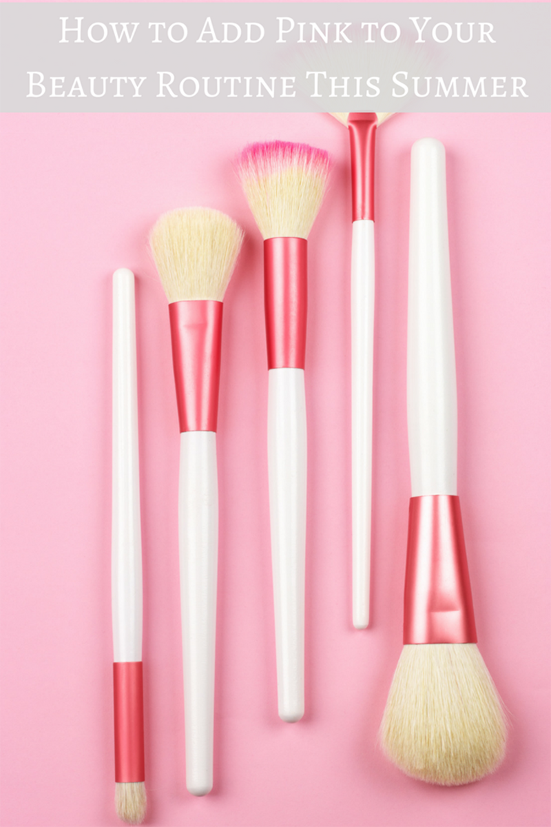 How to Add Pink to Your Beauty Routine This Summer
