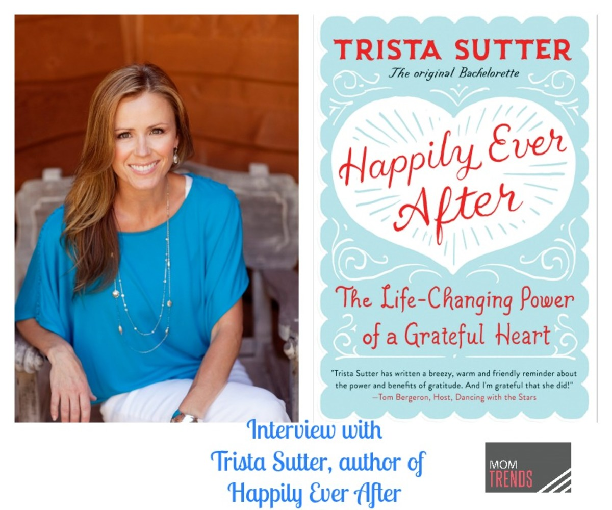 Interview with Trista Sutter
