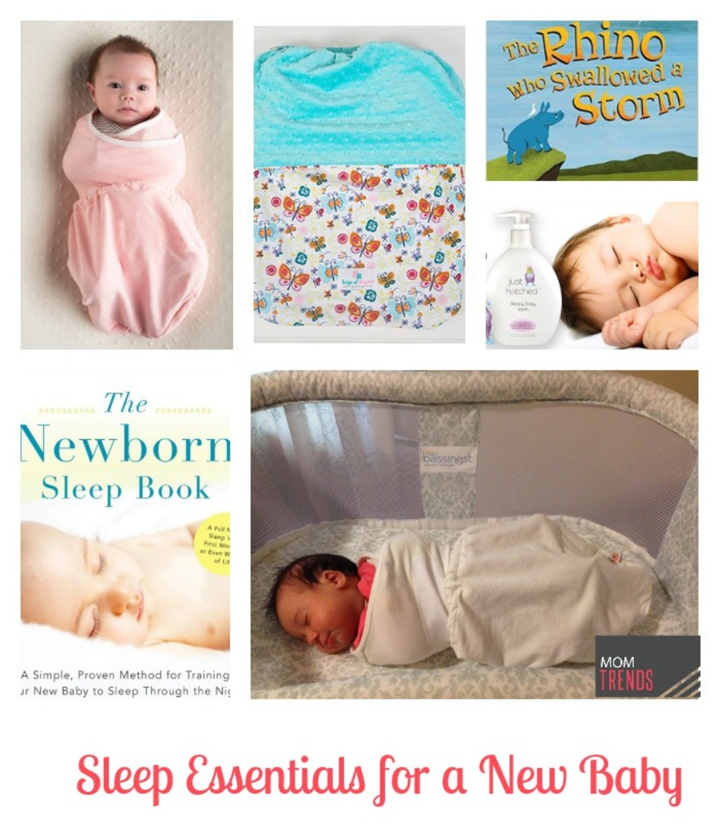 Sleep Essentials for a New Baby