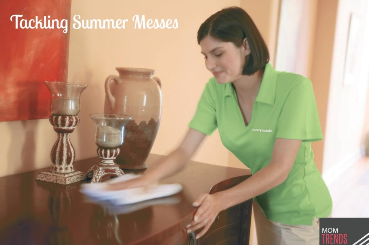 Tackle Summer Messes