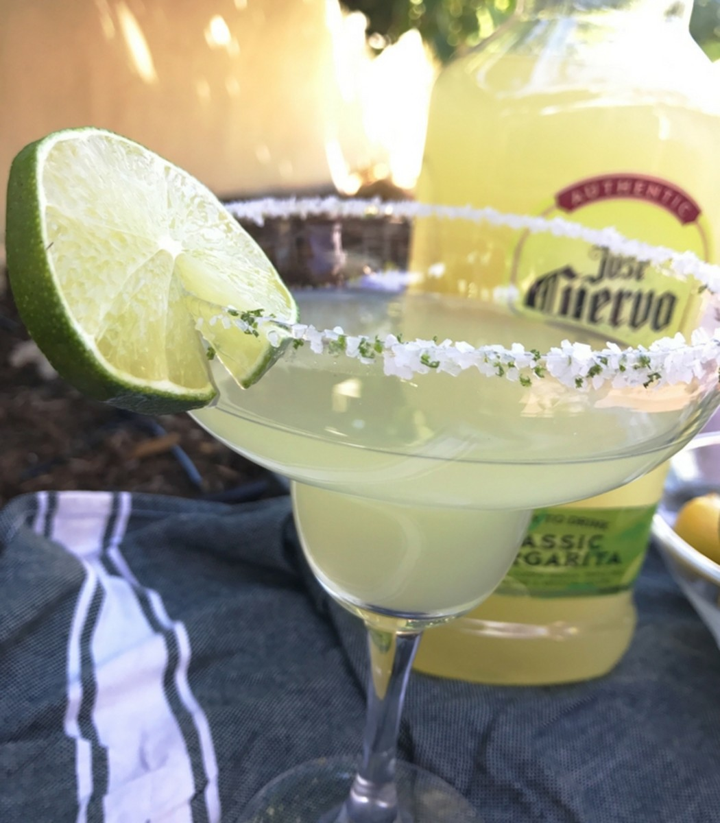 easiest margarita