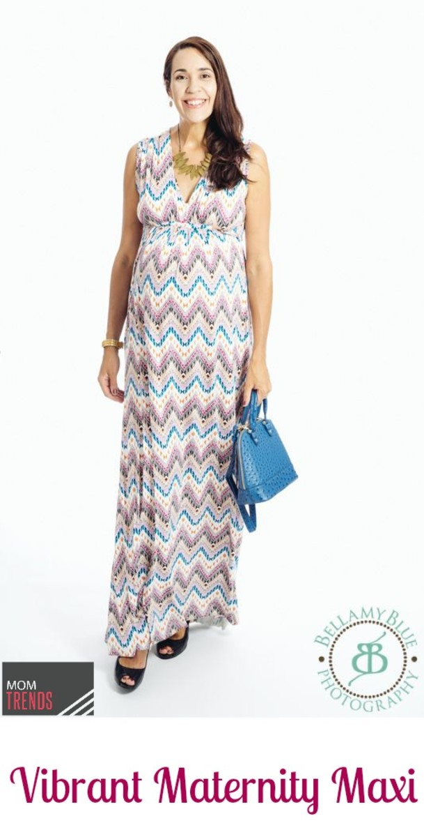 Maternity Maxi's for Fall