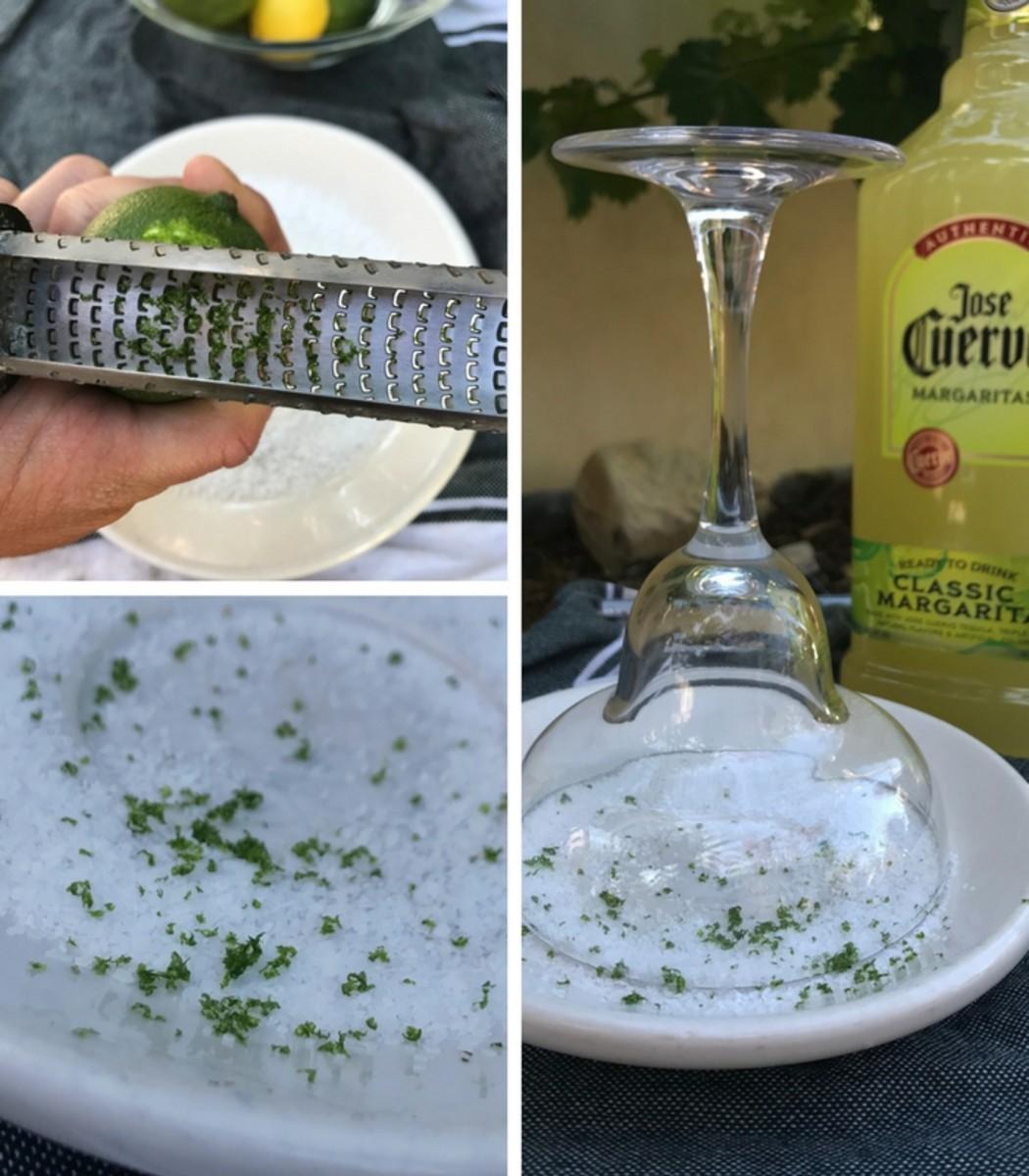 Margarita lime salt