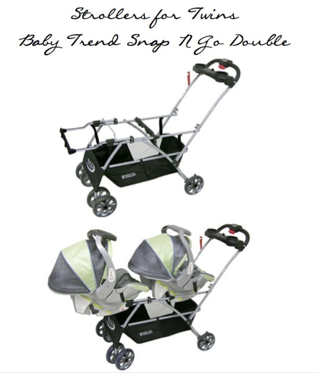 best strollers for twins