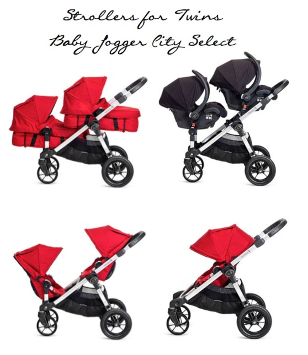 Gear Girl: Best Double Strollers for Twins ...