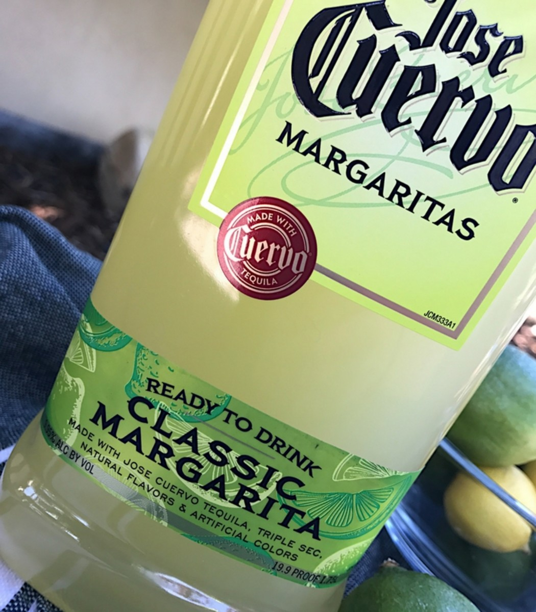 The Easiest Margarita Ever