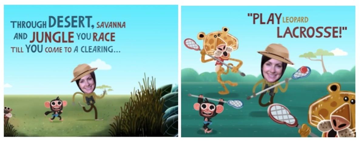 StoryBot jungle