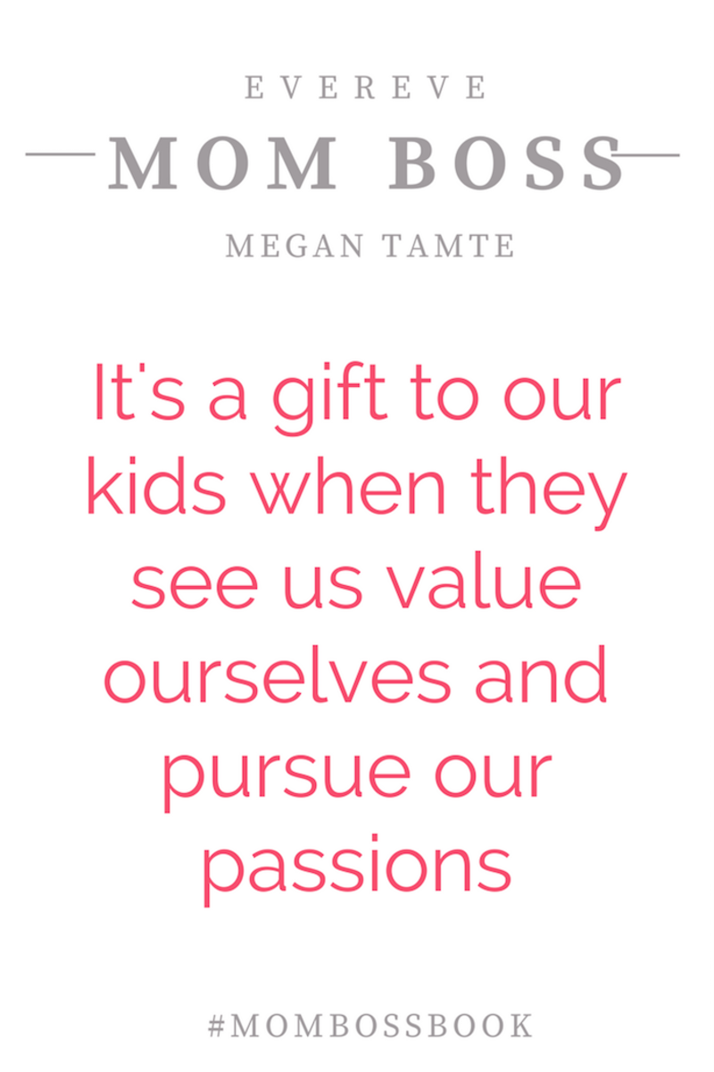 Evereve Quote from Megan Tamte