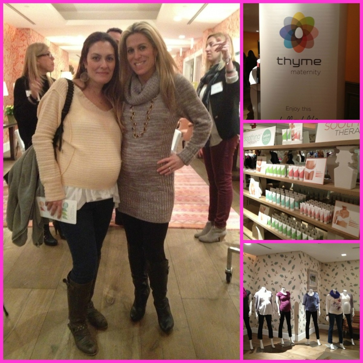 Thyme Maternity Event