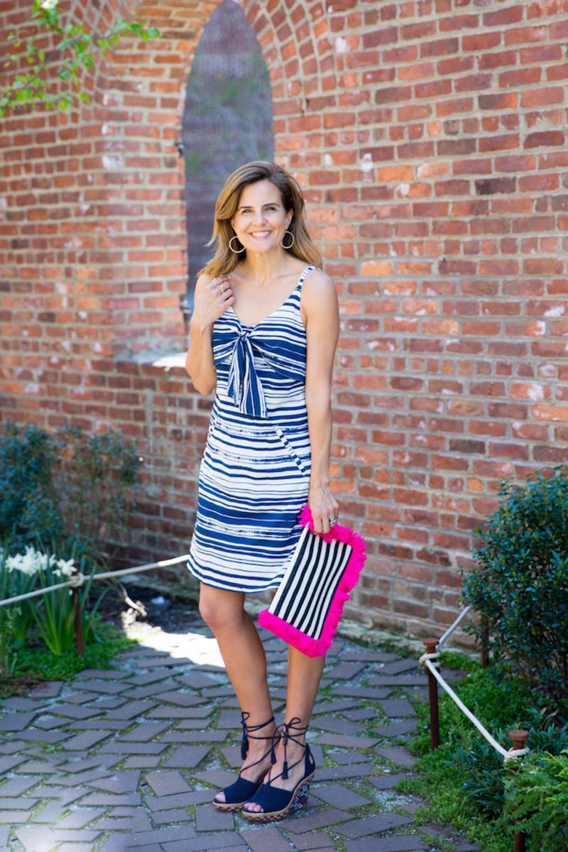 Cute Striped Summer Dresses