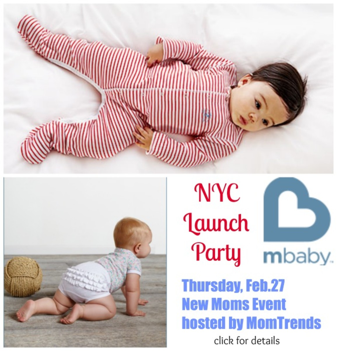 cmbaby nyc launch party