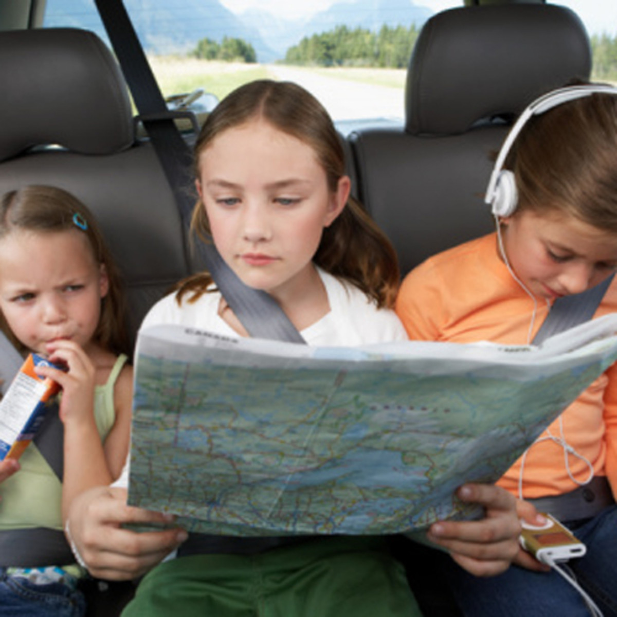 Boredom Busters for Travel