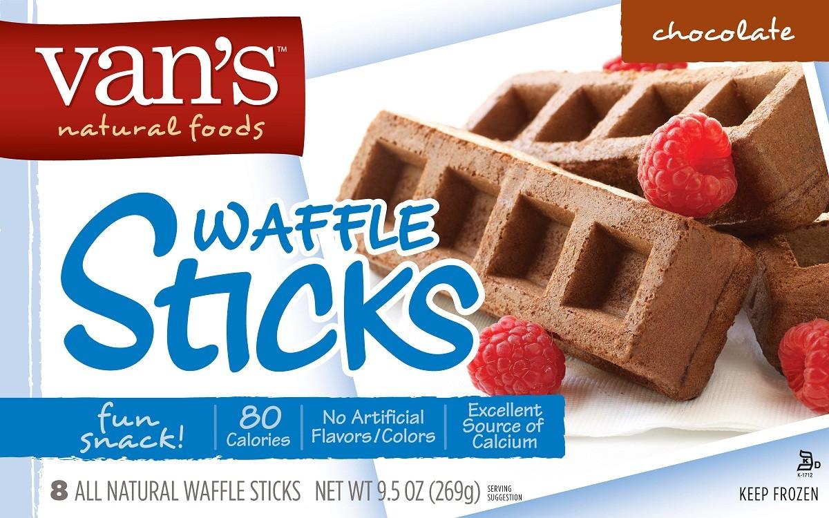 15441 Van's Waffle Sticks Chocolate_F