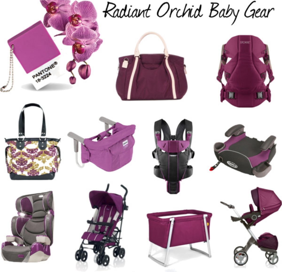 radiant orchid, color of the year