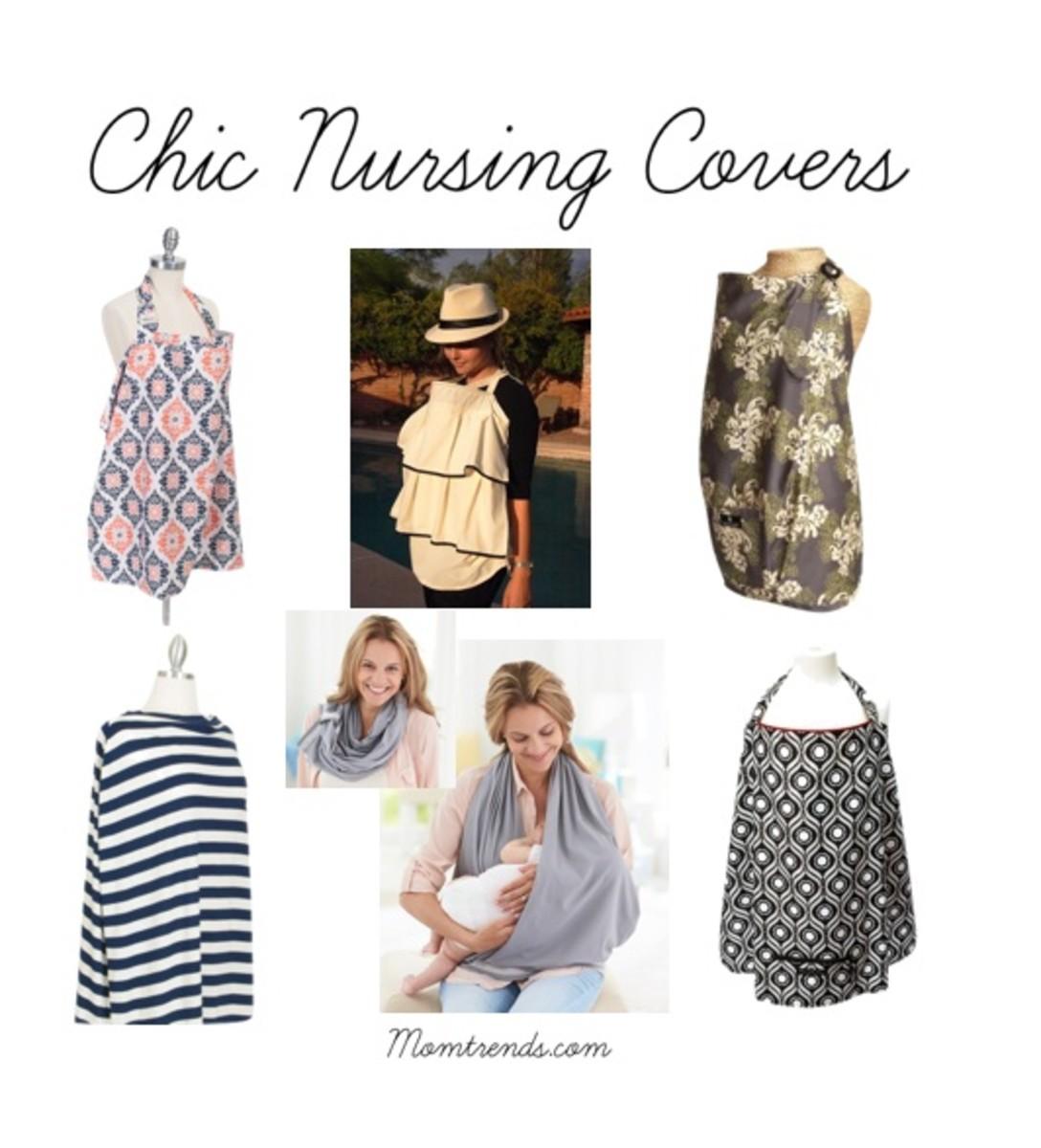 best nursing covers