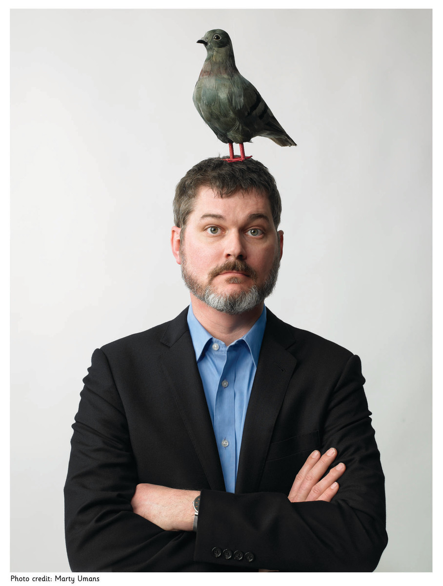 PBS NewsHour: Childrens author Mo Willems on sparking
