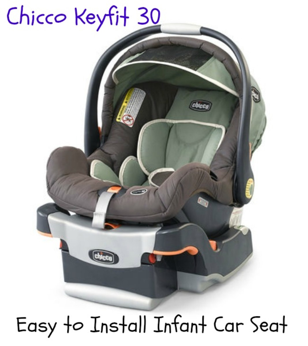 Syncing Your Style: Infant Car Seat Trend