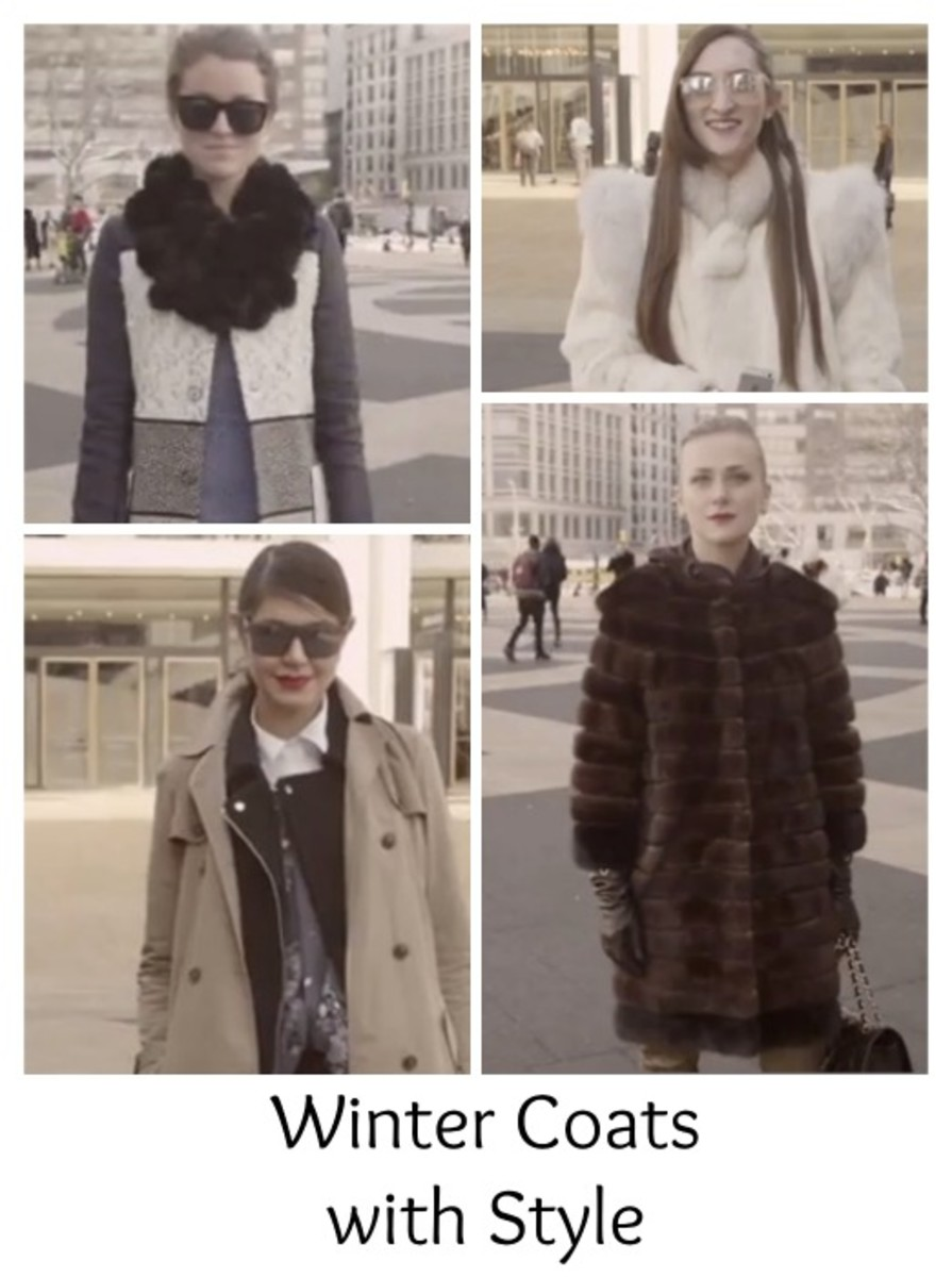 winter coats with style