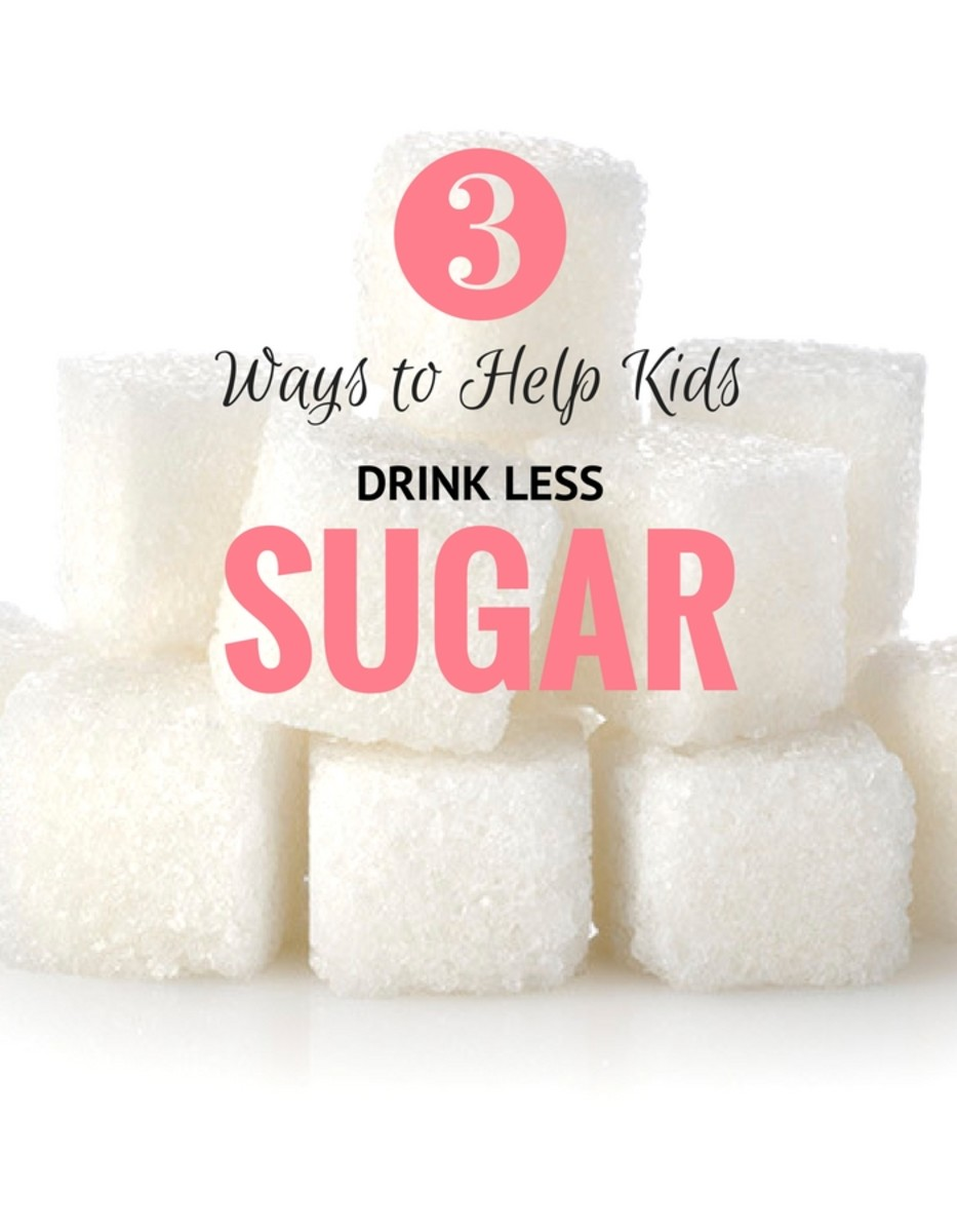 drink less sugar