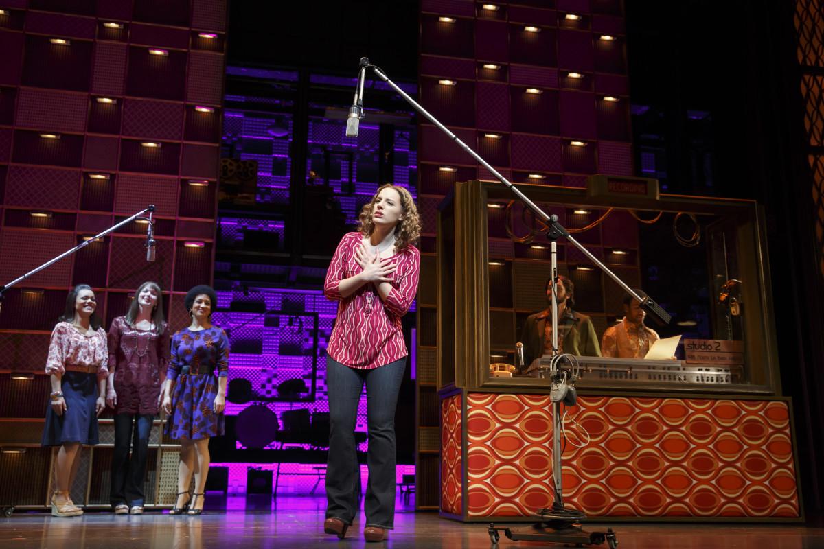 Beautiful — The Carole King MusicalStephen Sondheim Theatre