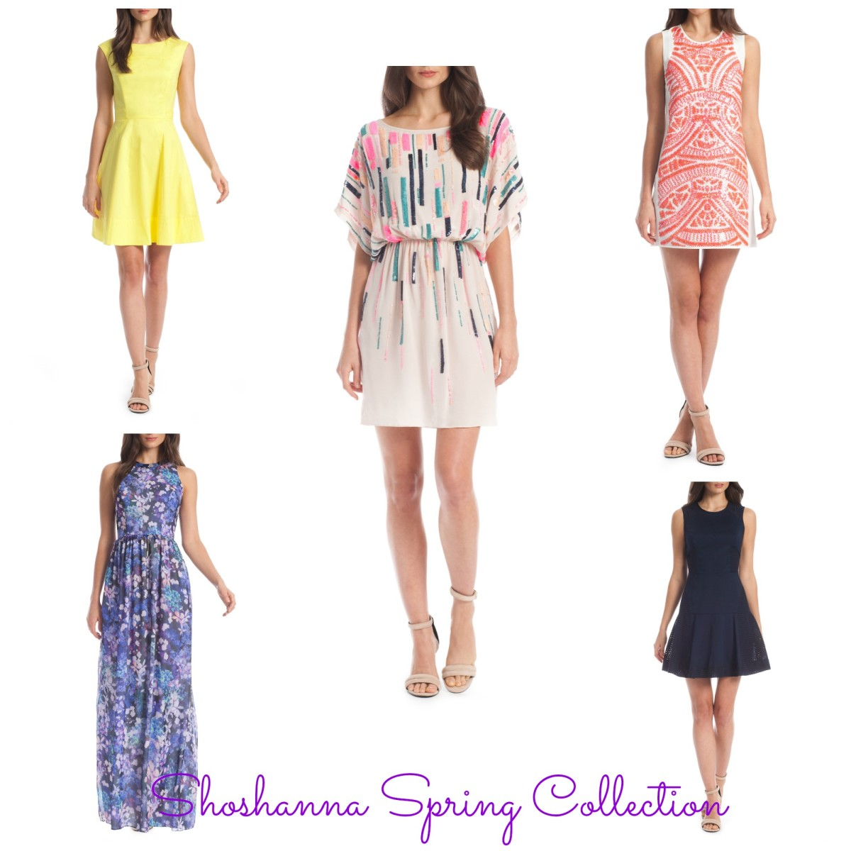 shoshanna spring preview