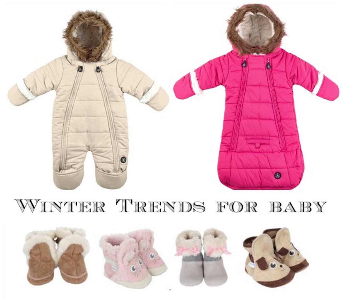 baby winter, kushies, snowsuit, robeez