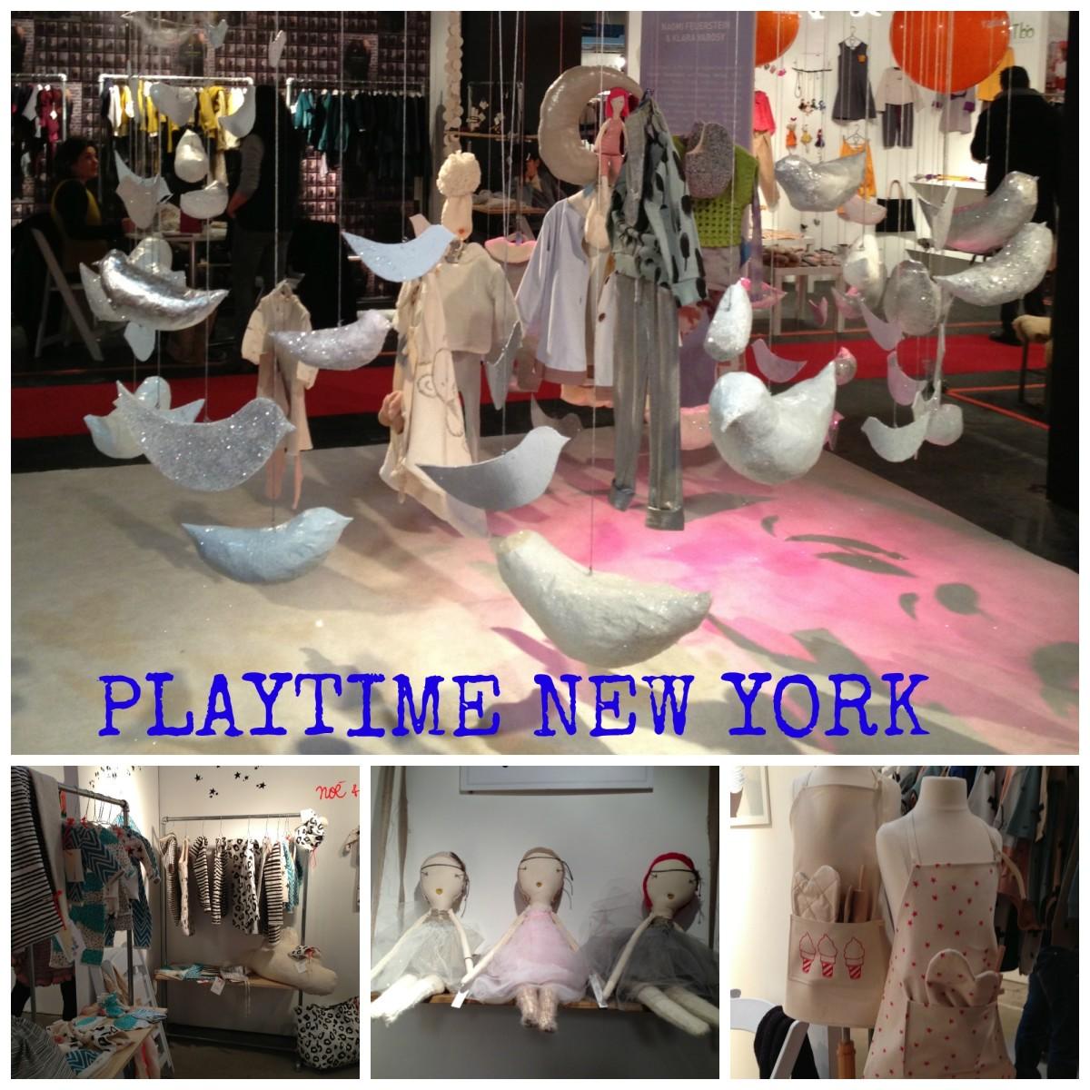 playtime new york