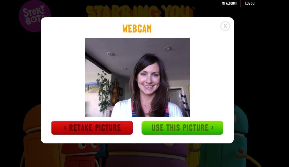 StoryBots Take Photo