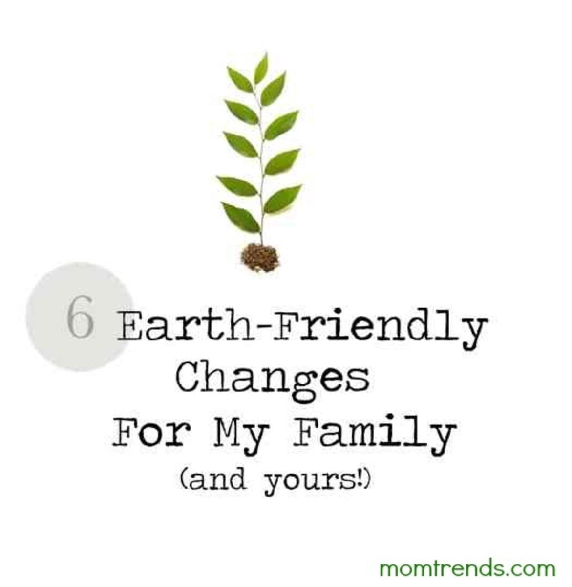 earth day tips for moms