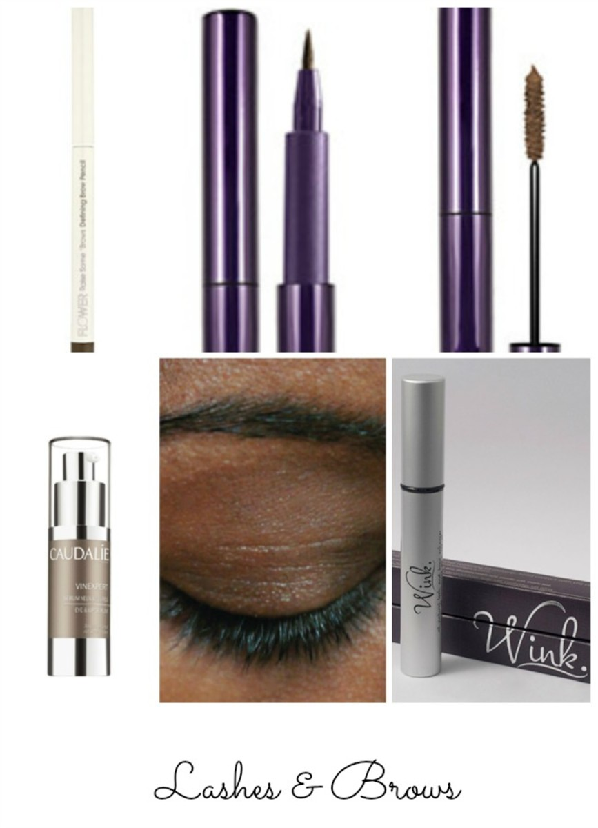 lashes and brows, brow liner, brow mascara, lashes serum