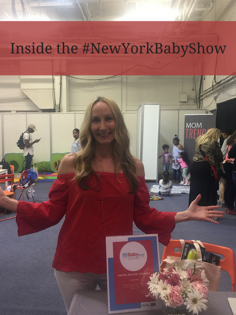 Inside the New York Baby Show