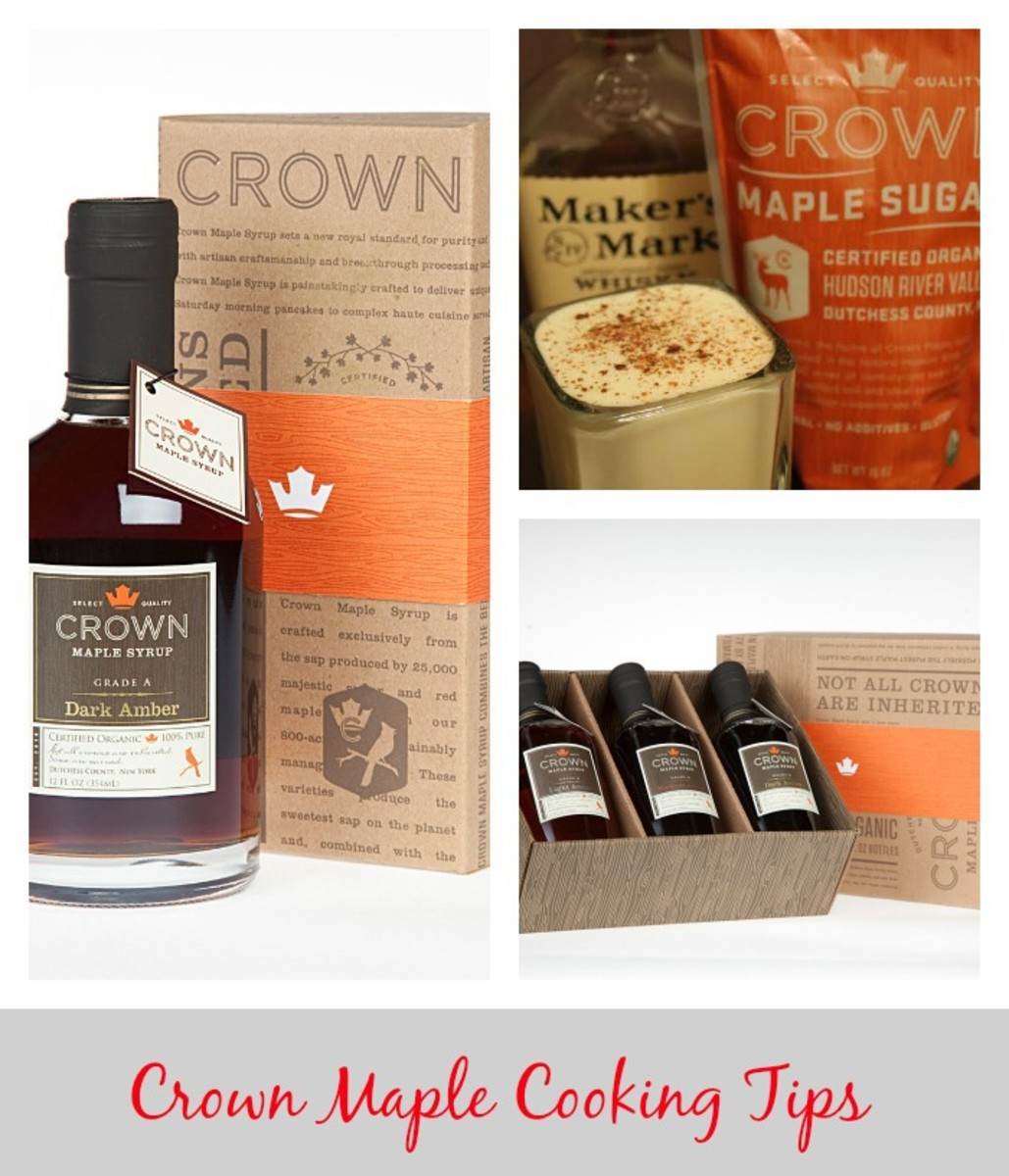 Crown Maple Cooking