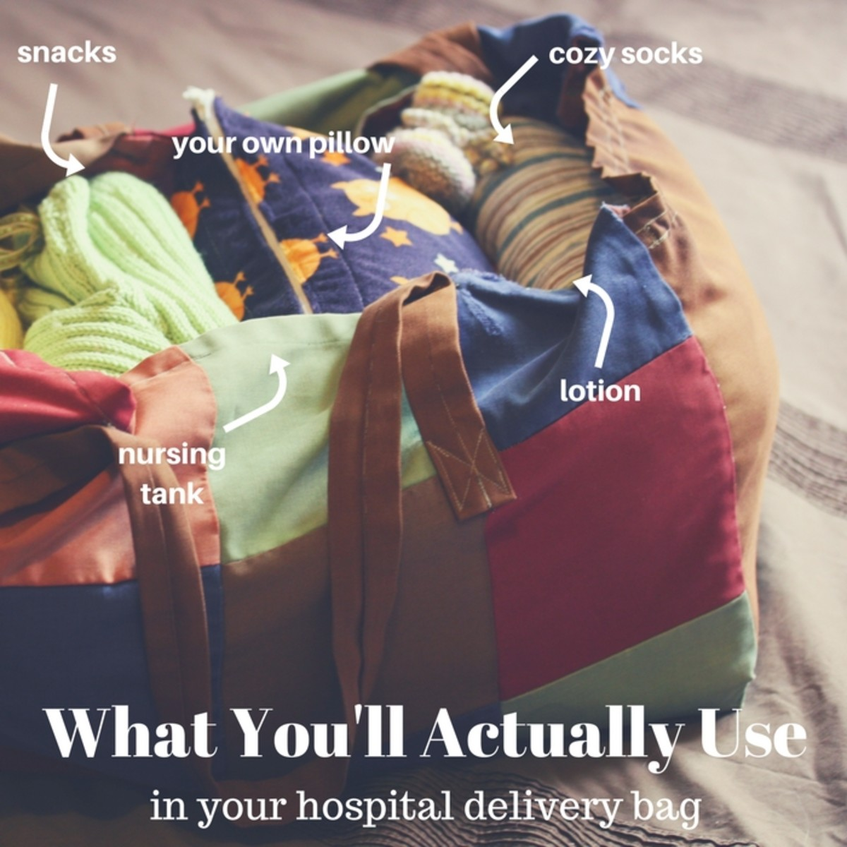 What To Pack In Your Hospital Delivery Bag