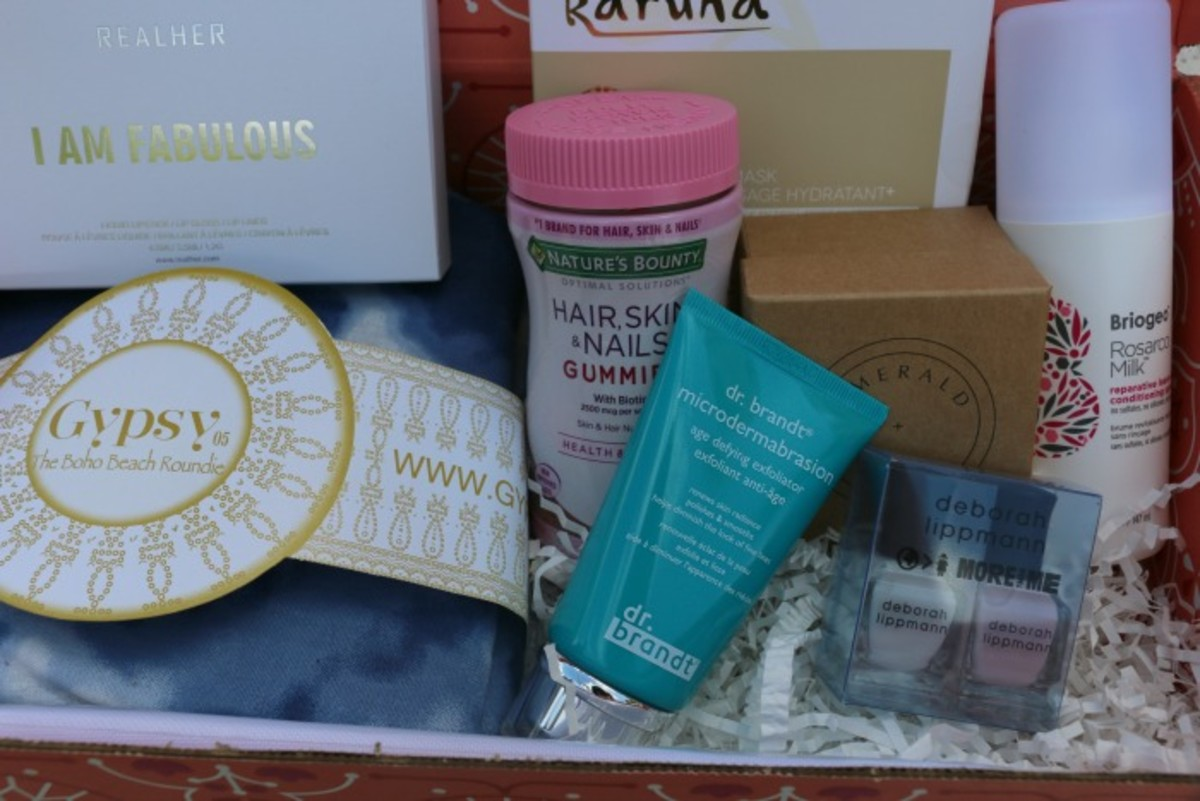 fabfitfun box products