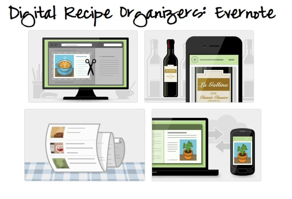 best online recipe organizers