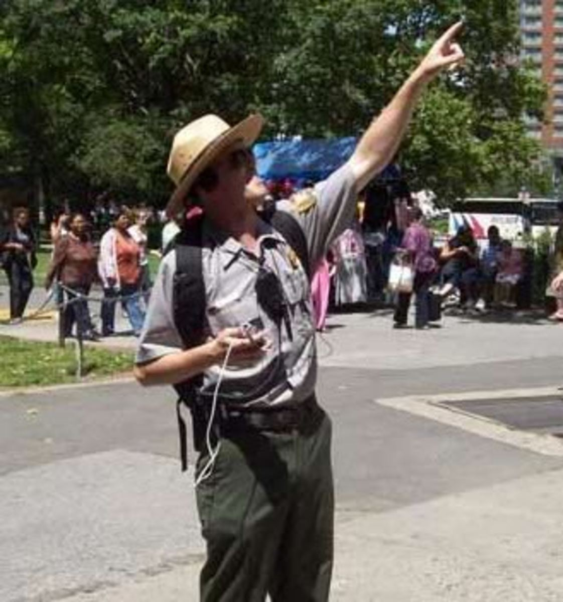 NPCA Park Ranger
