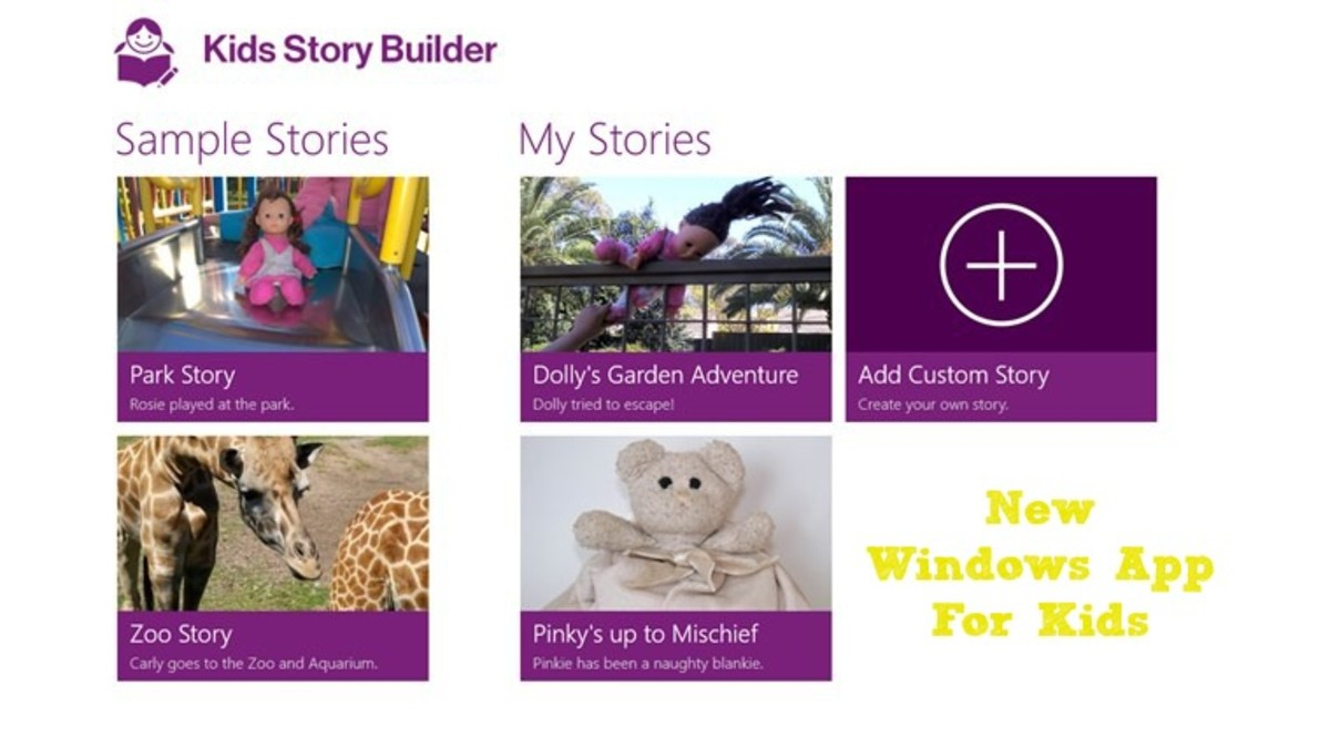 windows app for kids