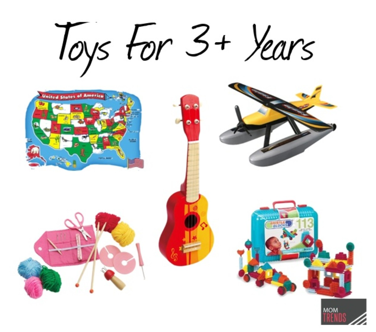 Toys for 3+