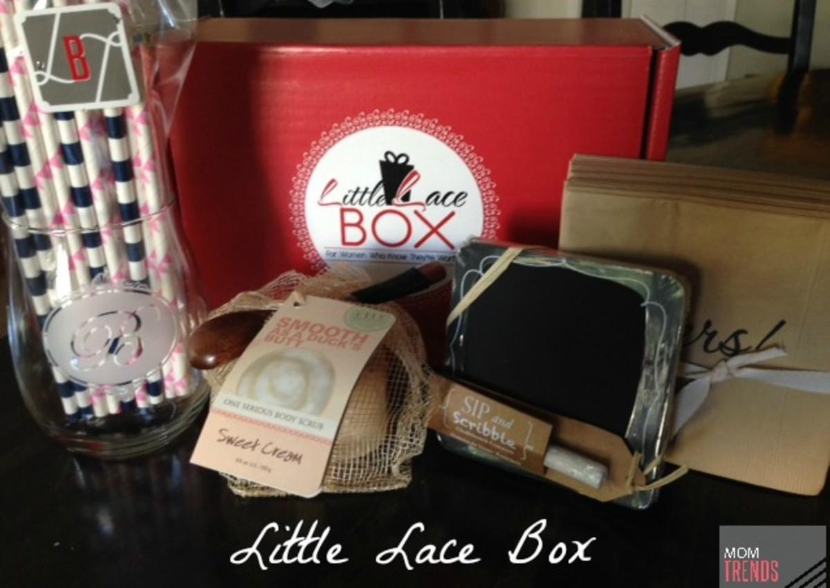 Little Lace Box Subscription Box