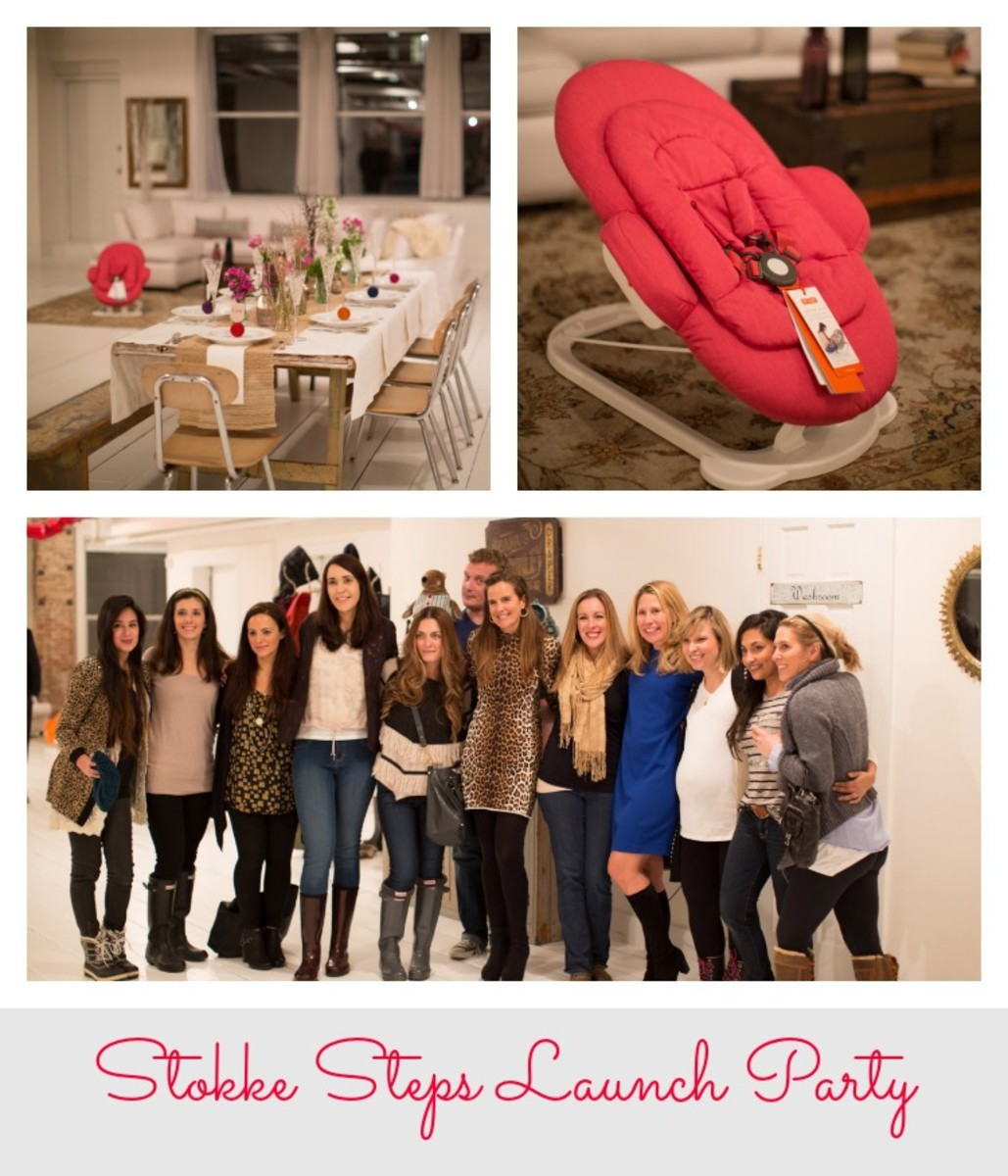 Stokke Steps Launch Party